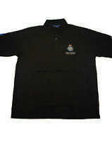 Ex Police Polo Shirt United Kingdom Police Service & United Nations  (Obsolete)