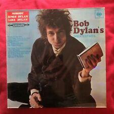 BOB DYLAN Greatest Hits reissue vinyl LP vinile laminated ps Holland
