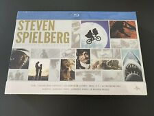 STEVEN SPIELBERG DIRECTOR COLLECTION COFFRET 9 BLURAY FRANCE NEUF