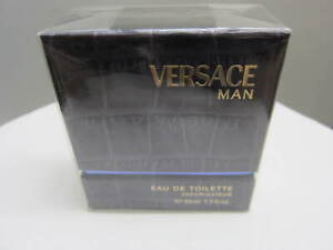 Versace MAN PURPLE  50 ML EAU DE TOILETTE SPRAY