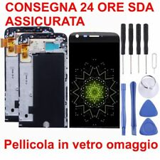 LCD LG G5 TOUCH+FRAME TELAIO H820 H830 H840 H850 DISPLAY VETRO ORIGINALE NUOVO