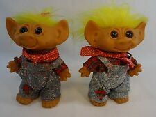 Vintage Uneeda Doll Troll Dolls lot