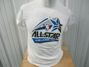 VINTAGE ADIDAS NBA ALL-STAR GAME ORLANDO MAGIC 2012 SMALL SHIRT NWOT