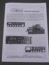 GALAXY CB Manuale Servizio EPT3600-10A EPT3600-10Z EPT3600-11Z EPT3600-14B EPT6900