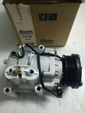 NISSENS 89228 Compressor, air conditioning FORD Mondeo Mk3 Transit Mk6