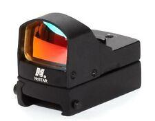 NcSTAR Compact Red Dot Sight 2 MOA Dot Integral Rail Mount Matte Finish # DDAB