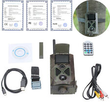 Suntek HC500M HD GSM MMS GPRS SMS Control Scouting Infrared Trail Hunting Camera