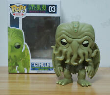 Cthulhu Master of R'lyeh Book Toy - Cthulh #03 PVC POP Action Figure With Box