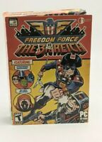 Freedom Force vs. The Third Reich [PC Game]