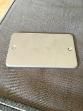 MAGNETIC UTILITY PLATE COVER GEOCACHE SNEAKY UNUSED BLANKING