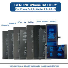 NEW Li-ion Replacement Battery For iPhone 5s 6 6s plus 7 8 plus X FULL Capacity