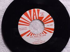 northern soul E.G. Taylor You Made Me mad / Pick Yourself Up Val 1025 M-