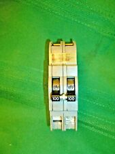 Ubiz-2100 Manufactured for Zinsco 100 Amp 2 Pole Circuit Breaker Common Trip