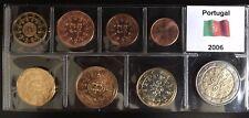 2006 8 monete EURO PORTOGALLO FDC PORTUGAL