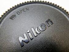 Nikon LF-1 Nikon Rear Lens Cap Genuine Nikkor Ai Ai-s 50mm 28mm f1.4 F2.8 Lenses