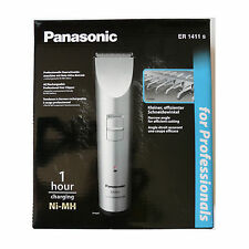Panasonic ER1411s ER1411 Professional  Rechargeab Hair Trimmer Clipper **NEW**
