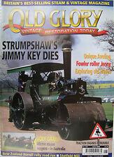 OLD GLORY - Steam Engine & Vintage Restoration Today, No.196 June 2006
