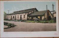 1905 Postcard: First California Theatre at Monterey, CA
