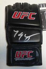 King Bobby Green Signed UFC Glove PSA/DNA COA Autograph 156 on Fox StrikeForce