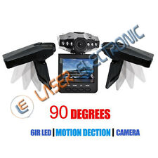 MINI TELECAMERA DVR 1280x960 a BATTERIA VIDEOSORVEGLIANZA AUTO + SD CARD 16GB