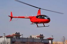 Robinson R44 Helicopter Flight Training 10hr Block Fuel and Instructor Included