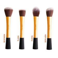 Set Vanity Tools 4 Brushes  Metal Glam Collection  makeup brush VTMG