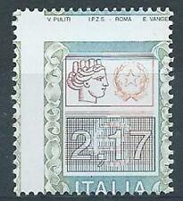 2002 ITALIA VARIETà ALTI VALORI 2,17 MNH ** - RR3680-1