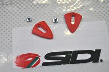 Kit Repuesto Sidi CURSOR para sole VENT CARBONO Rojo