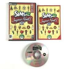 The Sims 2 Happy Christmas Kit PC / Game Complete
