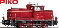 """Piko H0 52827 Diesellok BR V 60 942 DB """"AC für Märklin Digital / mfx"""" NEU + OVP"""