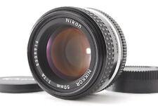 [Near Mint+!] Nikon Ai-s NIKKOR 50mm 1:1.4 MF Lens AIS f/1.4 made in Japan