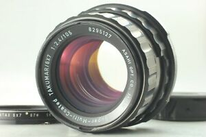"""Exc+5"" PENTAX SMC TAKUMAR 6x7 105mm f/2.4 MF Lens for 6x7 67 II From JAPAN"