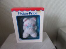 Fisher-Price    vintage Knuffel beer