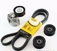 V-BELT+BELT TENSIONER SET MERCEDES E CLASS W211 200.220.270.280.320 CDI