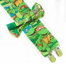 Teenage Mutant Ninja Turtles Suspenders By SweetLooks Collection