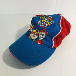Nickelodeon Paw Patrol Boys Embroidered Adjustable Cap Hat