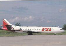 Europe Aero Service , SE 210 Caravelle 10B3, Ansichtskarte, ungelaufen