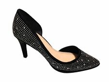 Diana Ferrari Women's Satin Heels