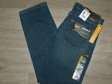 LEE Regular Fit Jeans Straight Leg Active Stretch Level 2 NWT Dark Blue Chief