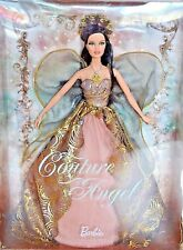 BARBIE ANGEL COUTURE NRFB - PINK LABEL new model muse doll collection Mattel