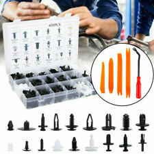 435PCS Car Retainer Clips Push Pin Rivets Set Door Trim Panel Clip Fasteners USA