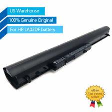 Genuine OEM LA03 LA03DF Battery for HP 776622-001 752237-001 15-F010DX 15-F033WM
