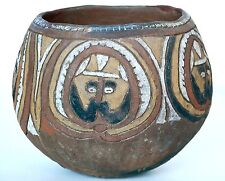 Rare Abelam Ceremonial Bowl, Papua New Guinea