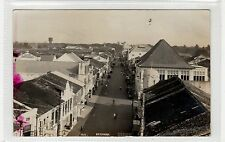 KESAWAN, MEDAN: Netherlands East Indies postcard (C27560)