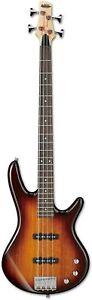 Ibanez GSR180-BS Bass Guitar 4 String  Brown Sunburst