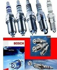 NEW BOSCH SPARK PLUG AE86/4AGZE/AE92/AW11/MR2 1.6L SUPERCHARGER ENGINE