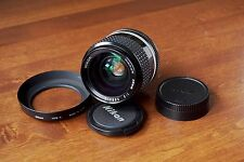 Nikon Nikkor 28mm f/2 AI-S AIS (Hood Included) - Excellent Condition!