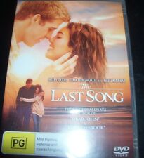 The Last Song (Miley Cyrus Liam Hemsworth) (Australia Region 4) DVD - NEW