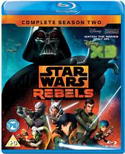 Star Wars Rebels Saison 2 Blu Ray