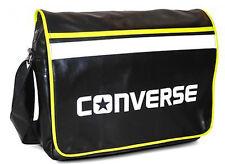 Converse Flap Messenger Sport Bag (Black)